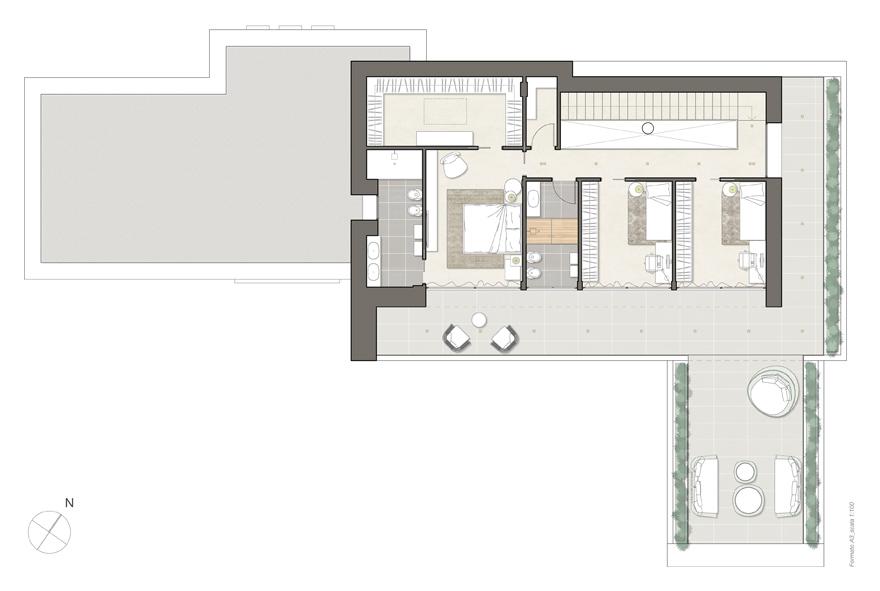 Piante case moderne perfect piante case moderne with for Piante ville moderne
