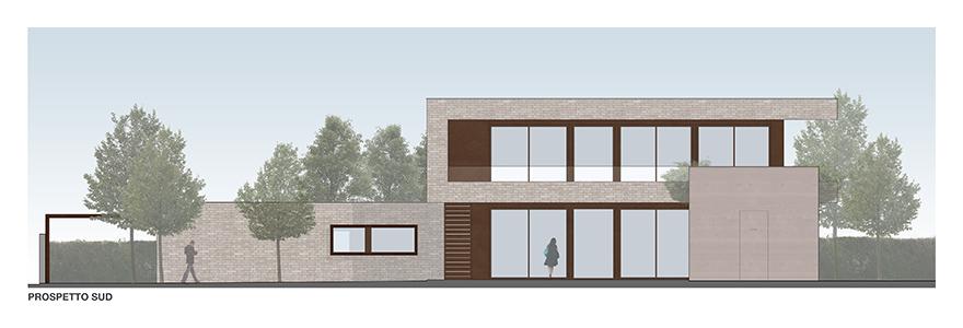 Villa eurosia edilc for Ville arredate moderne